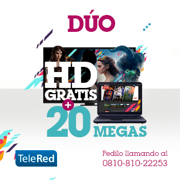 20 Megas HD Gratis - Telered