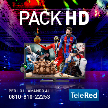 Pack DH Telered