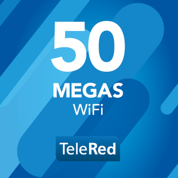 50 Megas Wifi